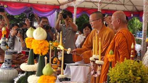 2016 Third Asian Festival of Buddhist Culture & First Monk