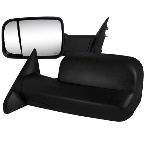 1500 TOWING MIRRORS POWER ADJUSTMENT WITH HEATED FUNCTION