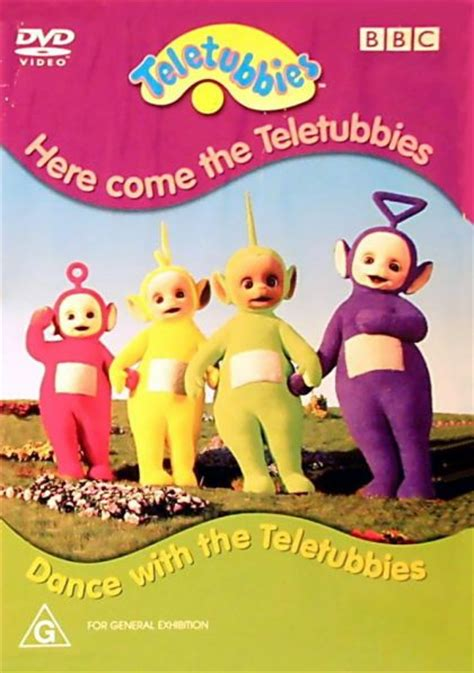 Teletubbies: Dance With The Teletubbies (1998) on