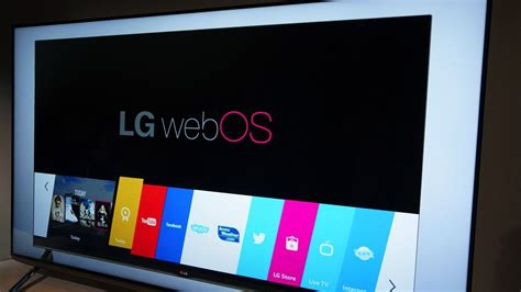 Our first look at LG's new webOS TV and curved 105-inch