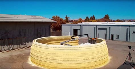 MIT unveils new solar 3D printer that can build houses on