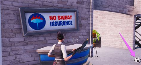 Epic makes fun of Fortnite's soccer skins at Tilted Towers
