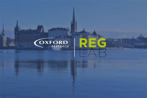 Oxford Research in som partner i Reglab | Oxford Research