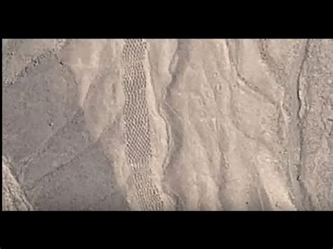 """Mysterious """"Band Of Holes"""" Near Nazca In Peru - YouTube"""
